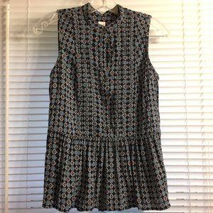 Gap women's tank top blouse